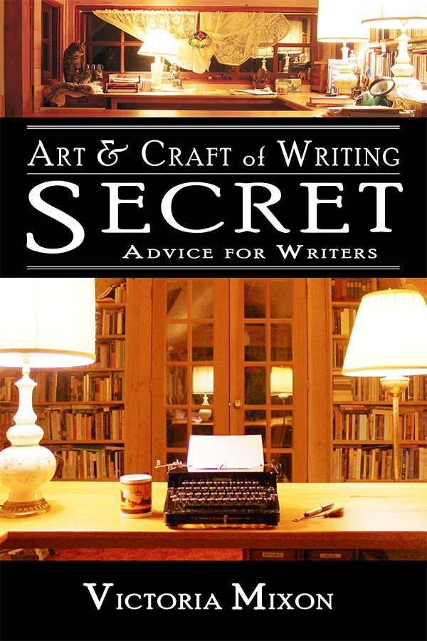 art and craft of writing - secret.200 x 300