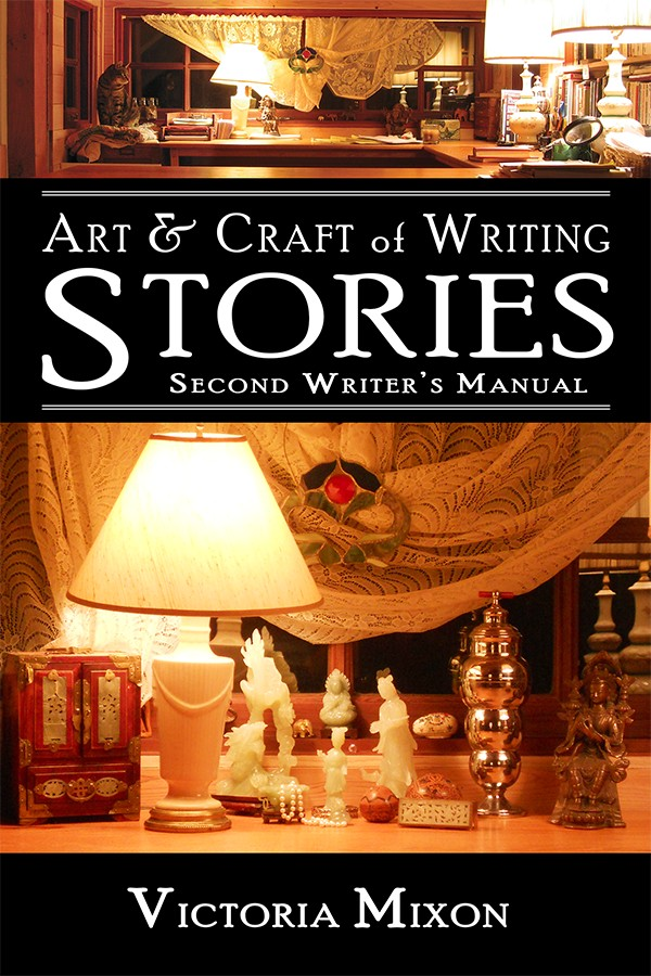 art and craft of writing stories.200 x 300